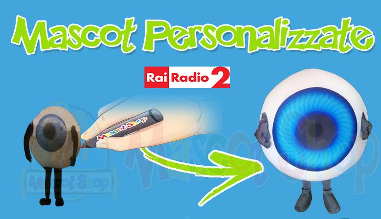radio 2 mascotte